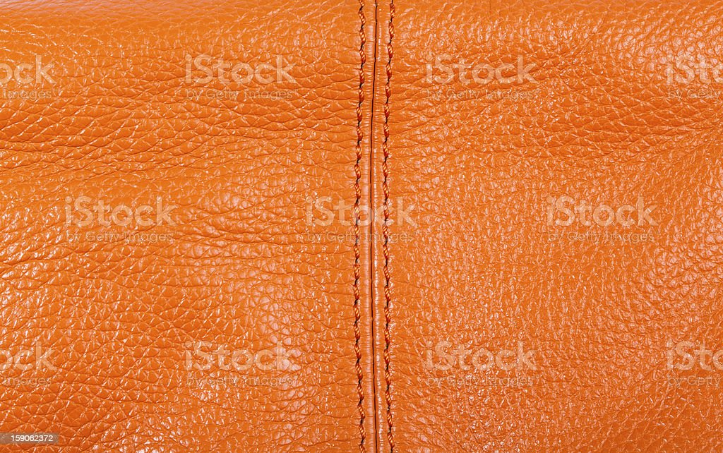 Natural leather texture royalty-free stock photo