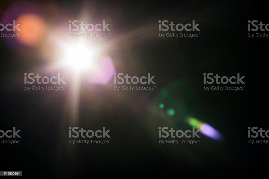 Fond naturel lumière parasite - Photo