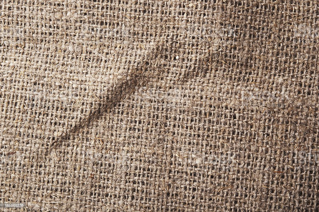 natural linen background royalty-free stock photo