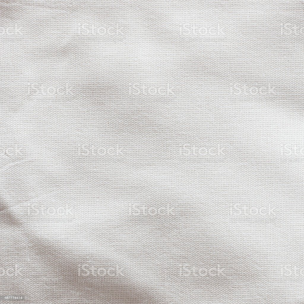 Natural linen background. stock photo