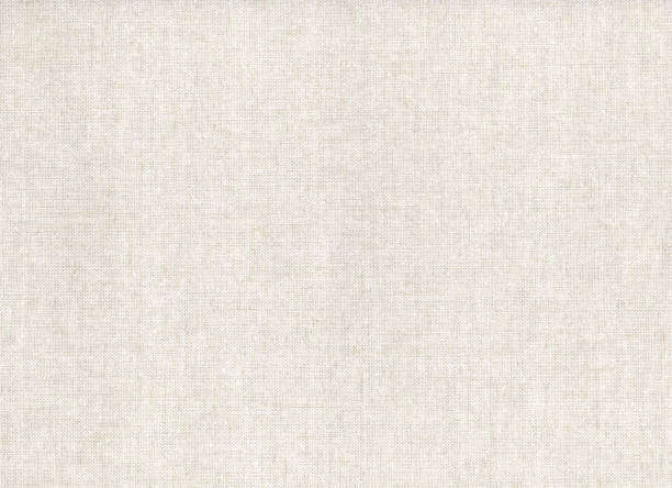 天然亞麻織物紋理背景 - fabric texture 個照片及圖片檔