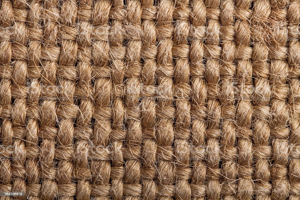 Natural linen texture for the background royalty-free stock photo