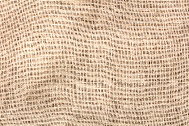 natural linen texture for the background. - sack stock pictures, royalty-free photos & images
