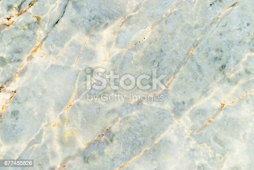 istock Natural Marble Texture Background 677455826