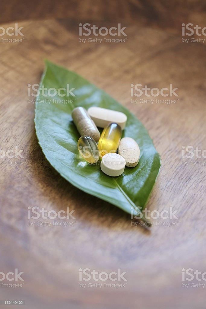 Natürliche Medizin – Foto