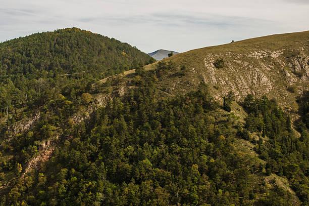 Naturpark Monte Subasio in der Nähe von Assisi, Italien – Foto