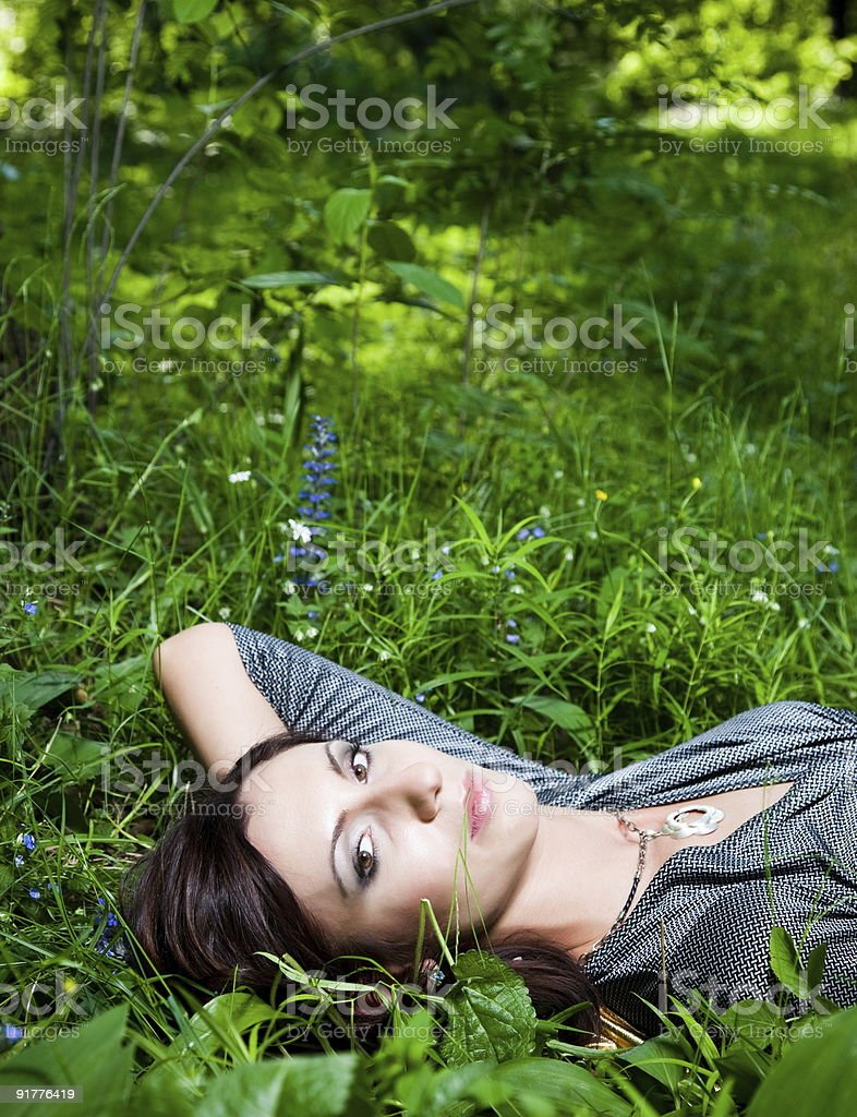 Natural royalty-free stock photo