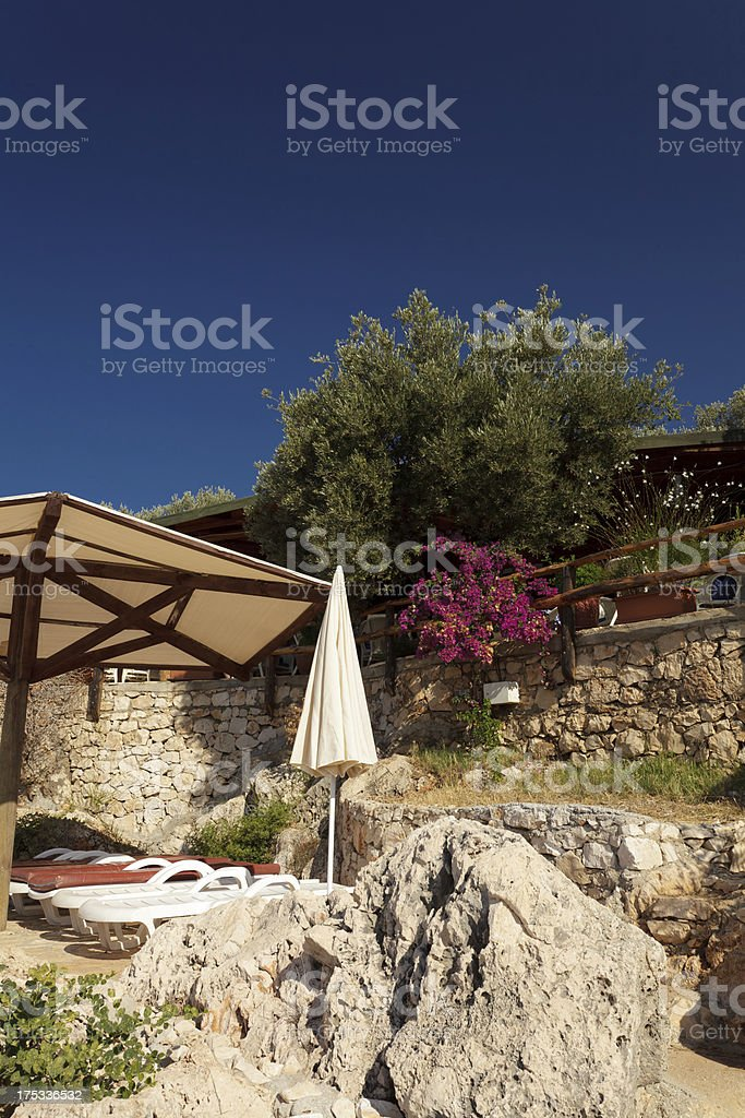 Natural place for holiday. royalty-free stock photo