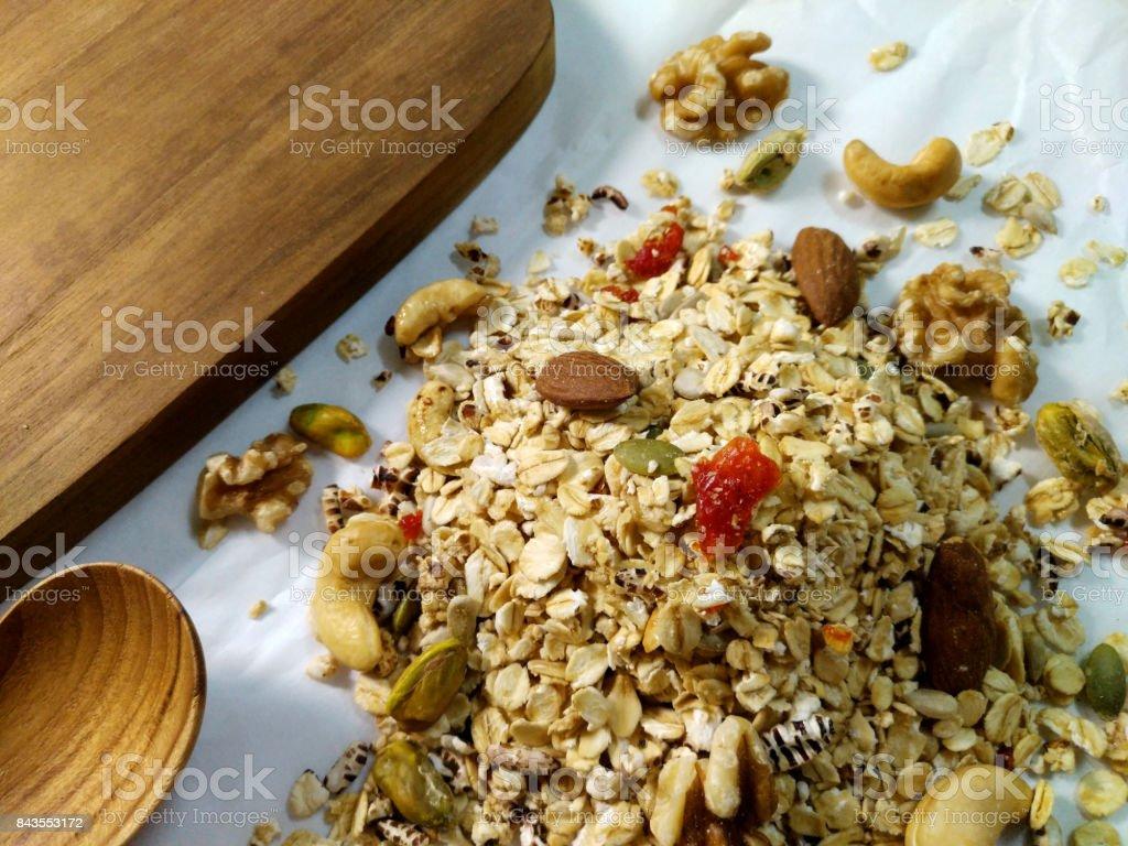 Dieta con productos naturales