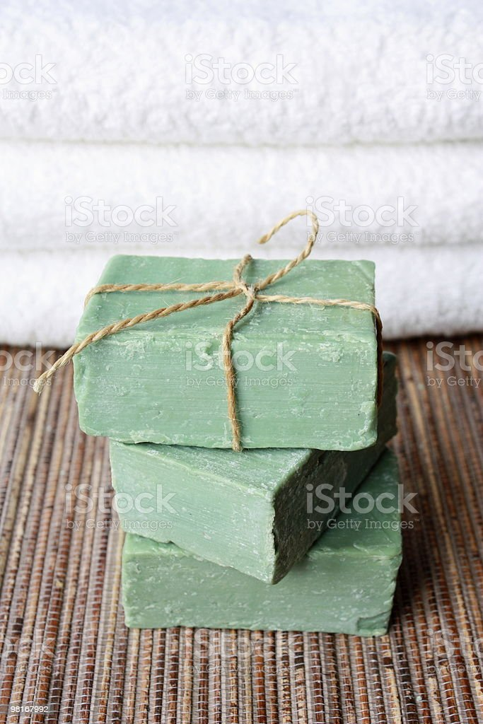 Natural purity royalty-free stock photo