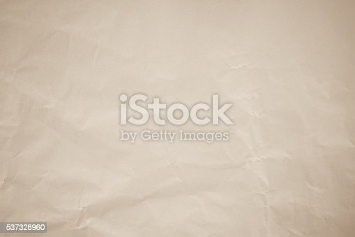 istock Natural Recycled Paper Texture 537328960