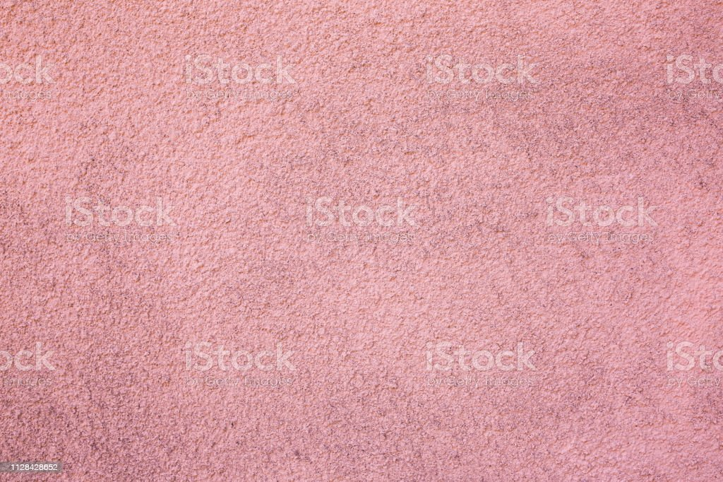 Natural red concrete texture background. stock photo