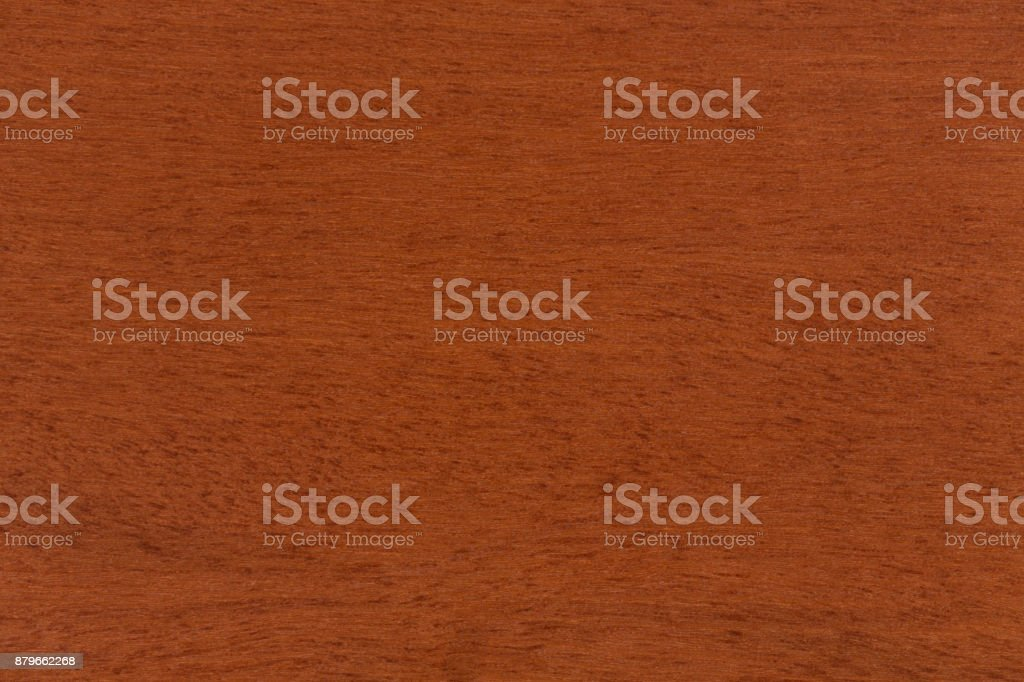 Natural red wood texture stock photo