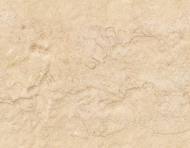 Natural Sandstone Seamless Tile stock photo