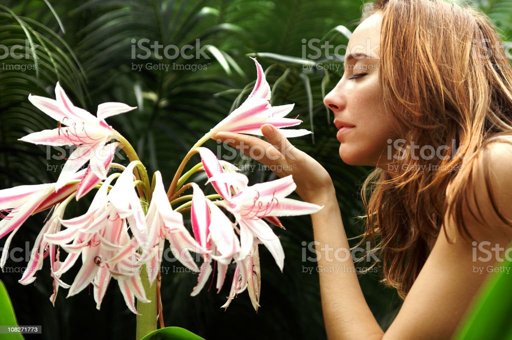 Natural Scent royalty-free stock photo