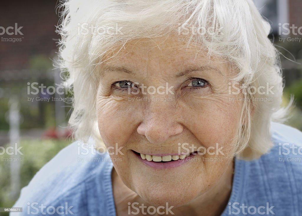 자연스럽다 여자 노인 royalty-free 스톡 사진