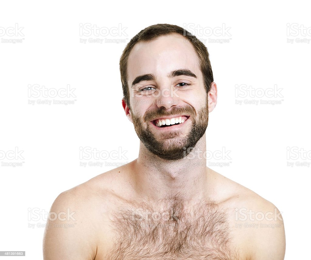 young hairy gay