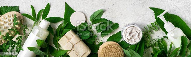 istock Natural skin care 1157591225