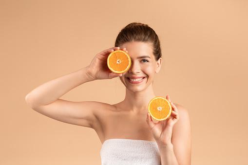 Manfaat Vitamin C untuk Wajah