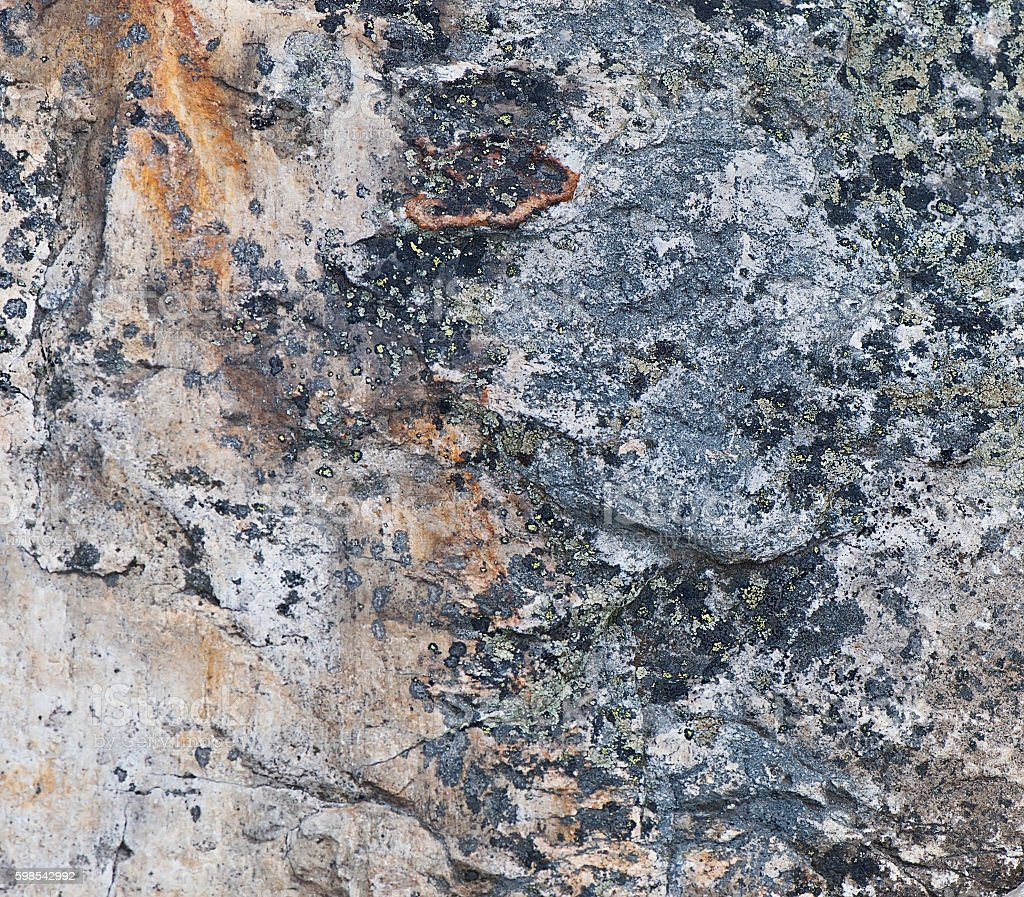 Pierre naturelle. photo libre de droits