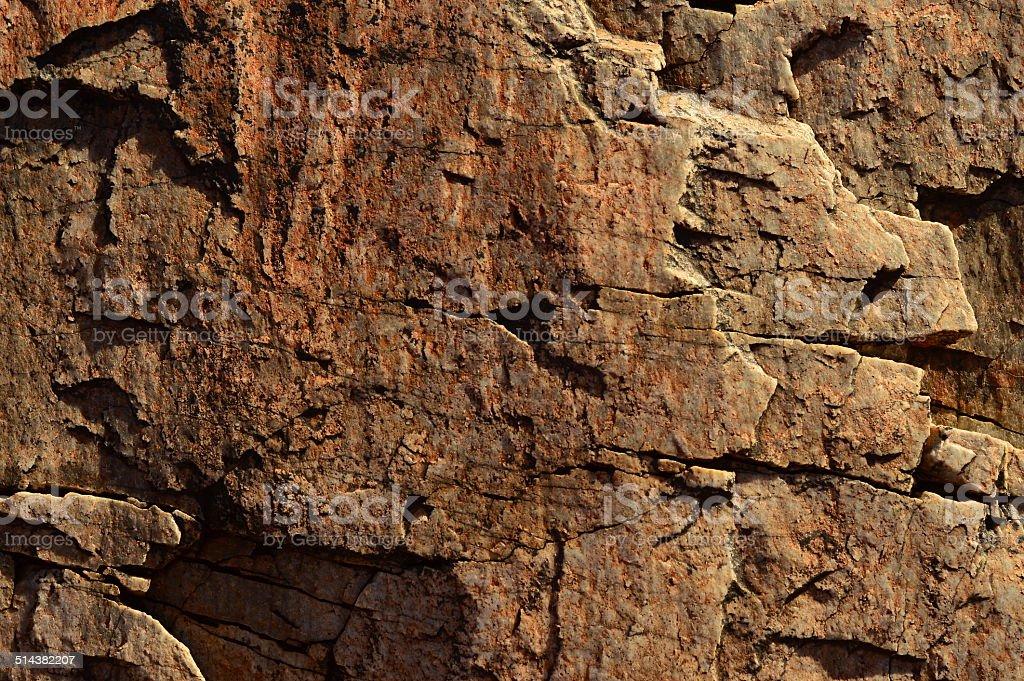 Natural stone surface texture at 24MP stock photo