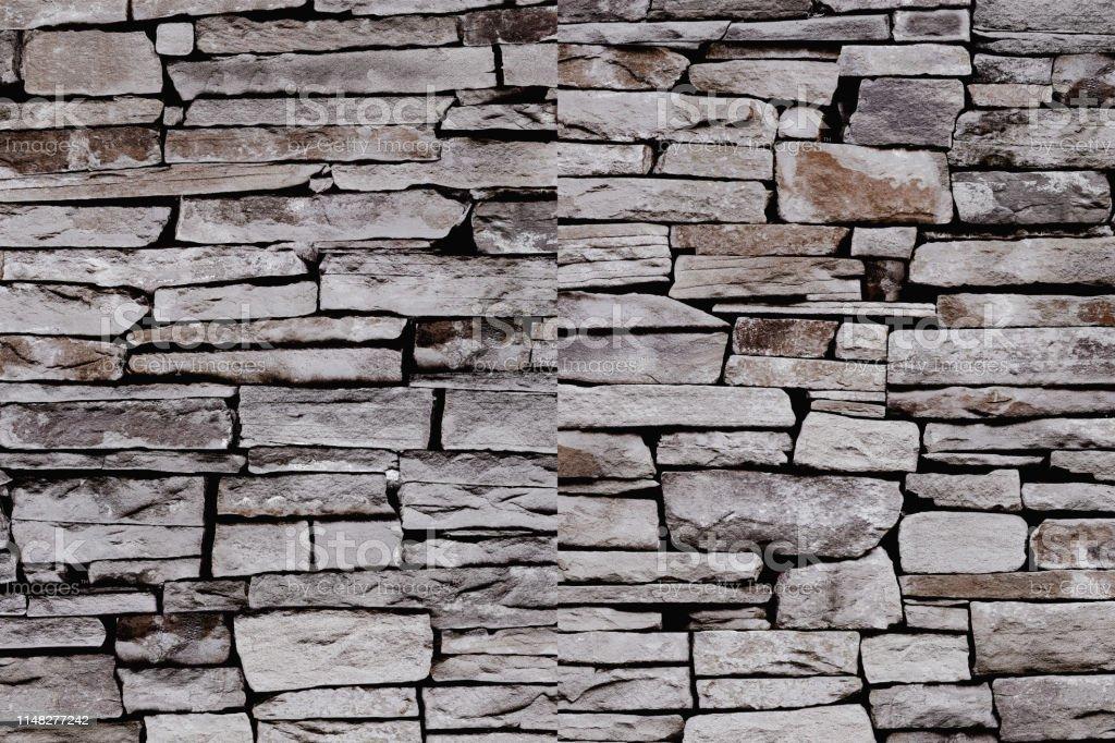 natural stones rocks bricks sandstones wall ground background...