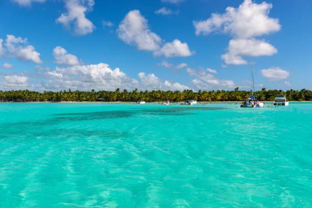 Natürliches Schwimmbad von Bayahibe - Dominikanische Republik – Foto