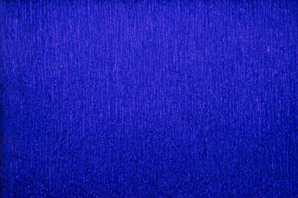 Natural textures blue metallic colors crepe paper 40 percent stretch Natural textures blue metallic colors crepe paper 40 percent stretch blotting paper stock pictures, royalty-free photos & images