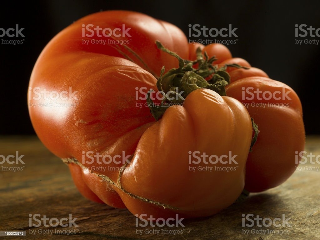 natural tomato royalty-free stock photo