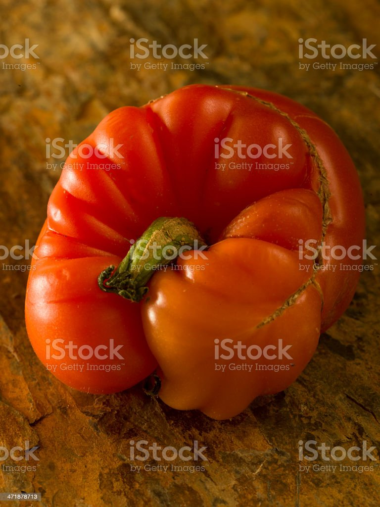 natural tomato royalty-free stock photo