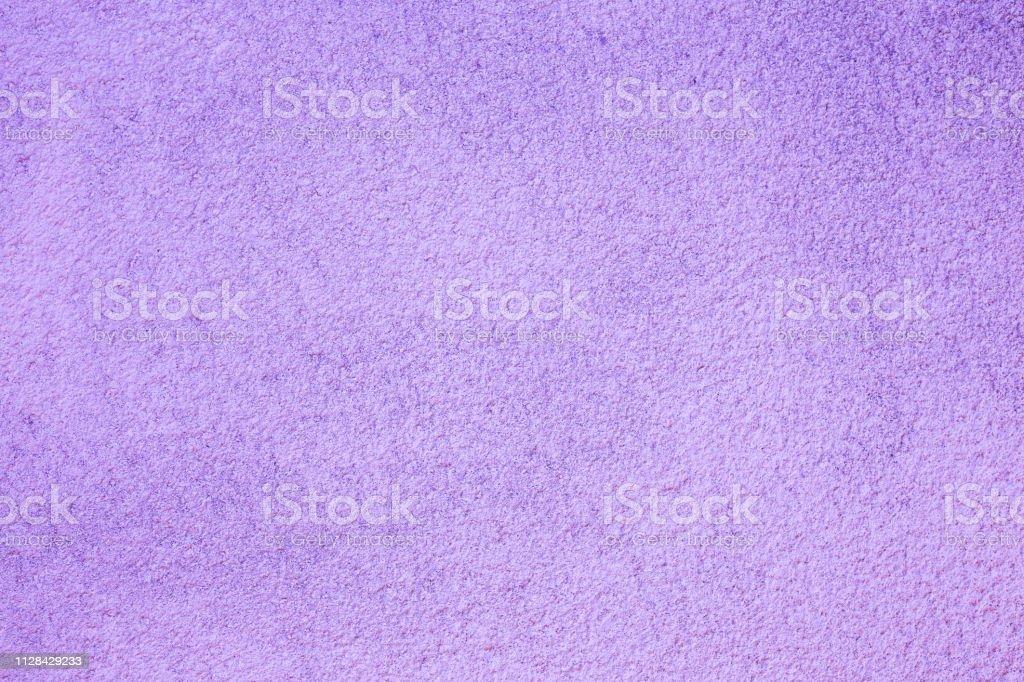 Natural violet concrete texture background. stock photo