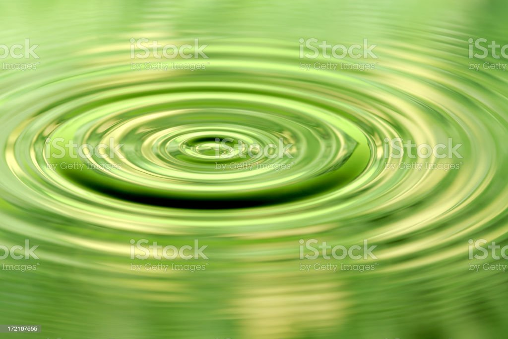 Natural water background royalty-free stock photo