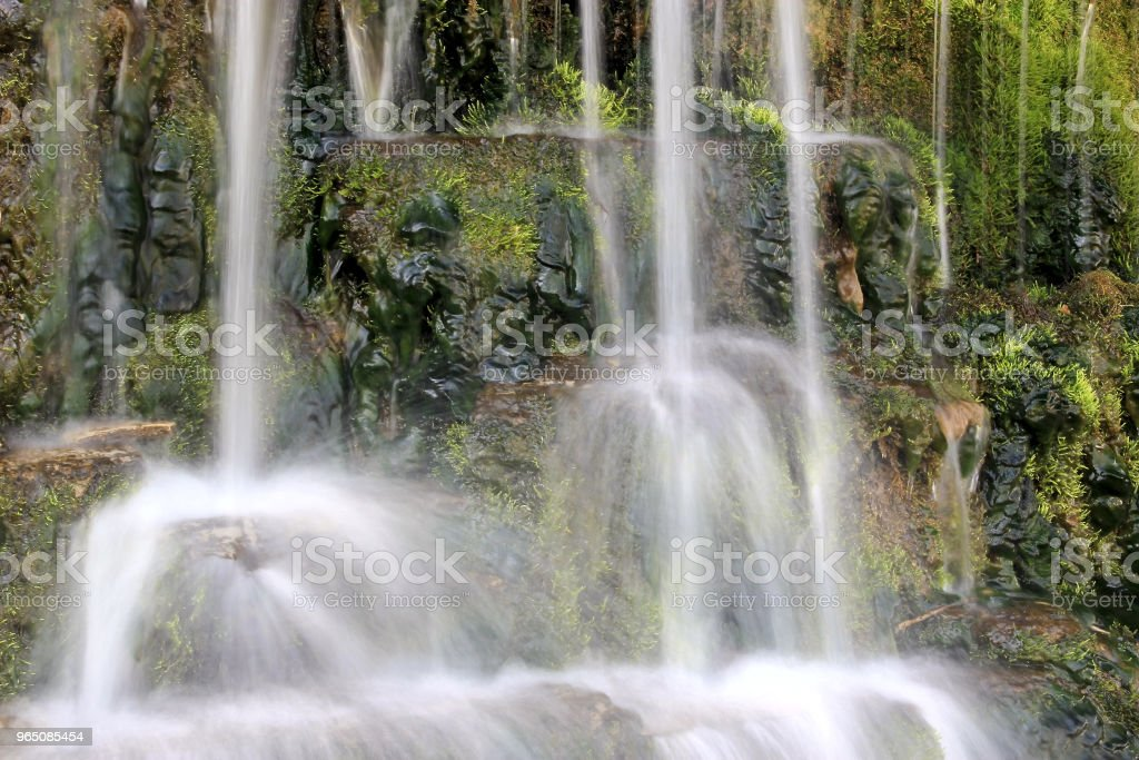 Natural water zbiór zdjęć royalty-free
