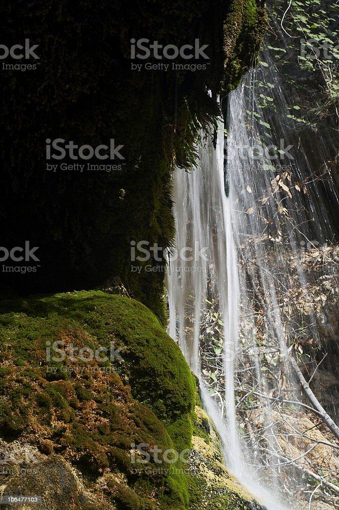 Natural water resource royalty-free stock photo
