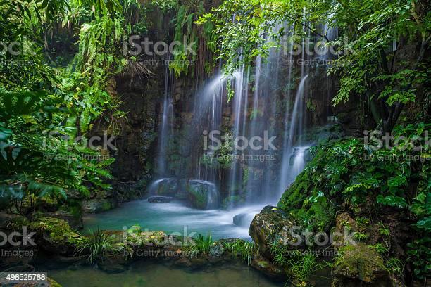 Photo of Natural waterfall