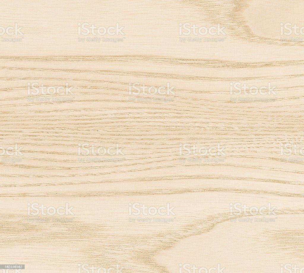 natural white ash wood royalty-free stock photo