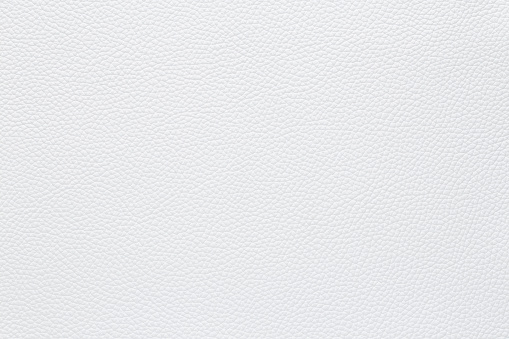 High resolution natural white  leather  texture. White backgrounds, natural pattern.