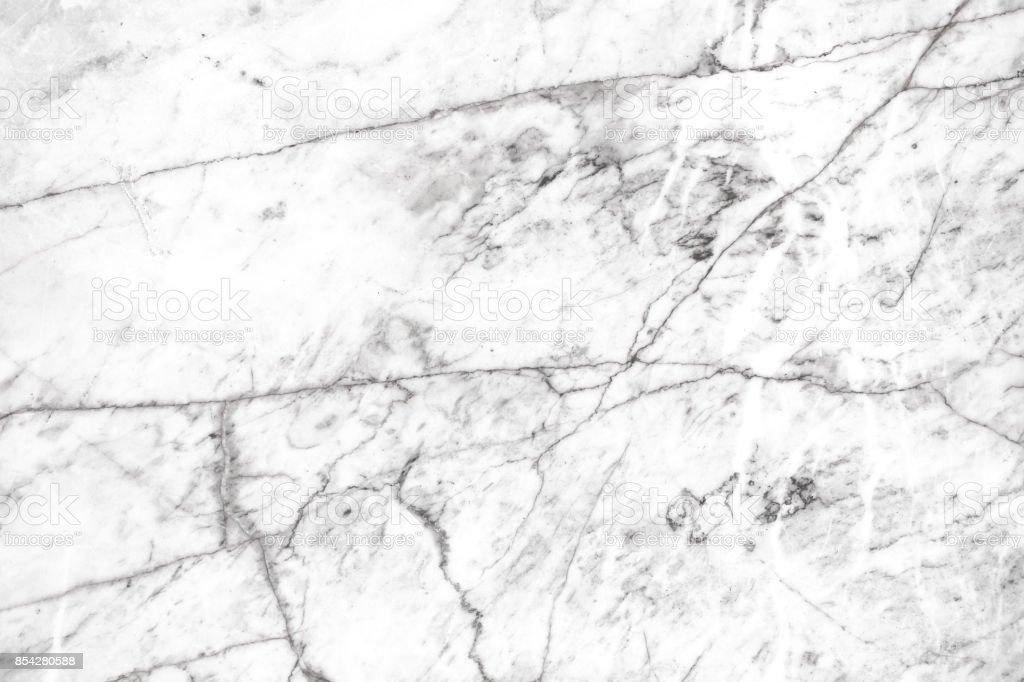 Natürliche Weiße Marmor Textur Für Haut Fliesen Tapete Luxuriöse  Hintergrund. Stein Keramik Wandgestaltung. Lizenzfreies