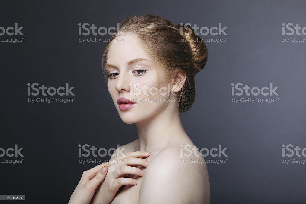 Gia gold black cock
