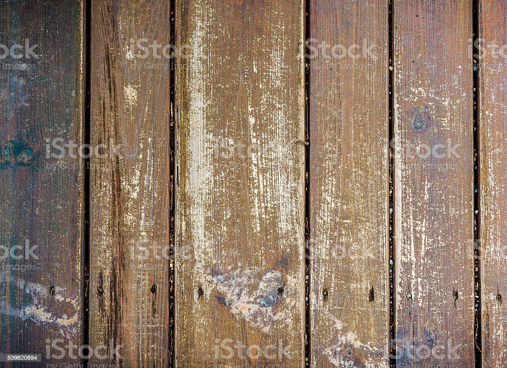 Photo de stock de la texture de bois vieux bureau de planches