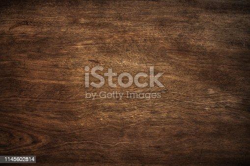istock Natural wood texture 1145602814