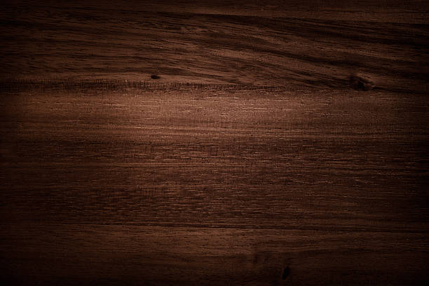 natural wood texture - dark wood texture stock photos and pictures