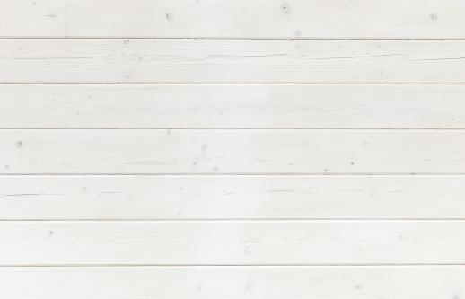 White natural wood texture. Stock photo