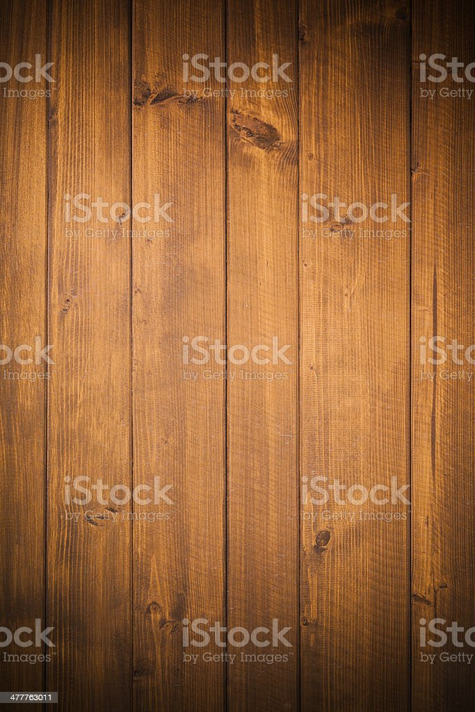Natural Wooden Background - XXL royalty-free stock photo