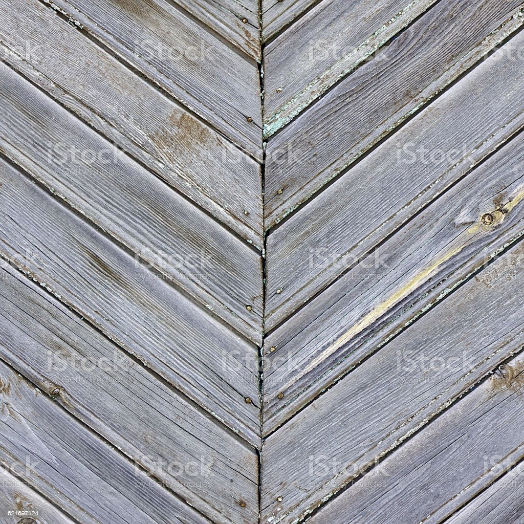 Natural Wooden Tiled Panel With Diagonal Pattern Frame Texture B stock photo