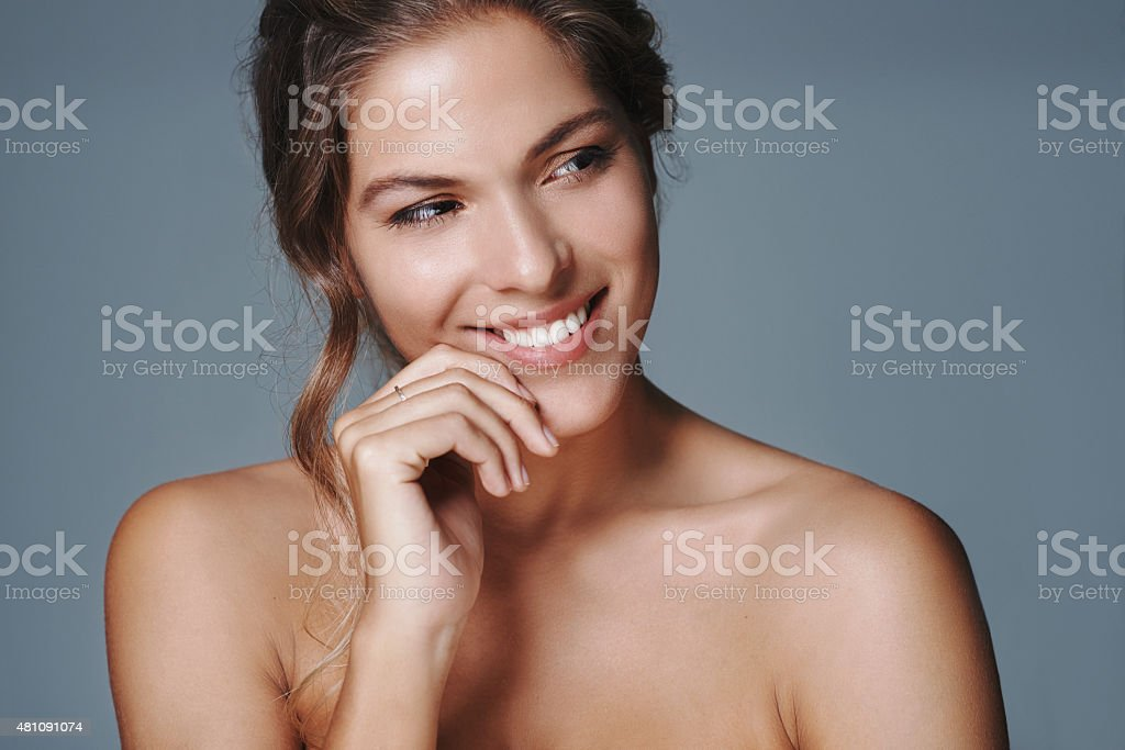 Naturally beautiful stock photo