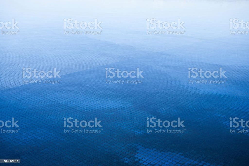 nature abstract blue background stock photo