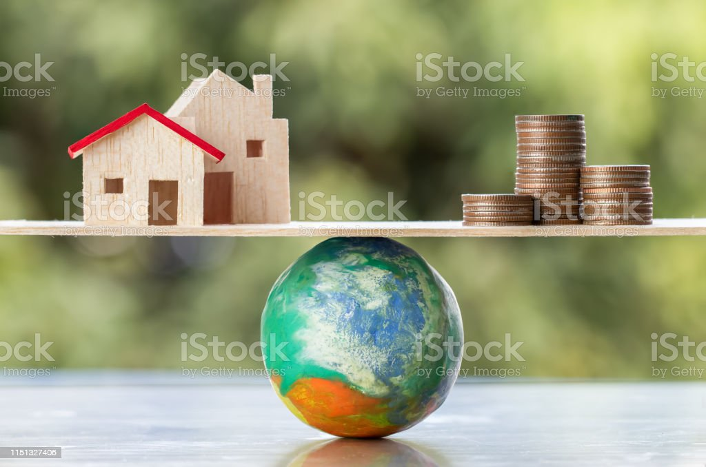 Nature Global environment / Conservation /save world Concept: World...
