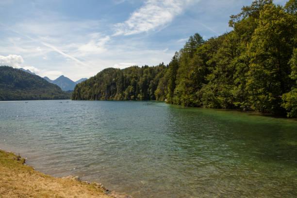 Natur in Bavaria stock photo