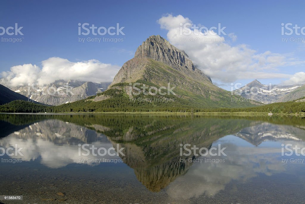 Nature in Symmetry royalty-free stock photo